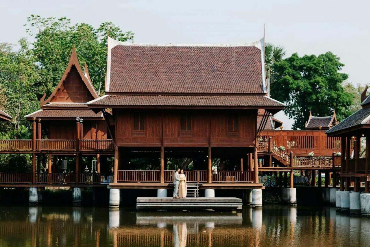 เหตุผลที่ควรเลือกเรือนไทยให้เช่าจัดงานแต่งงาน